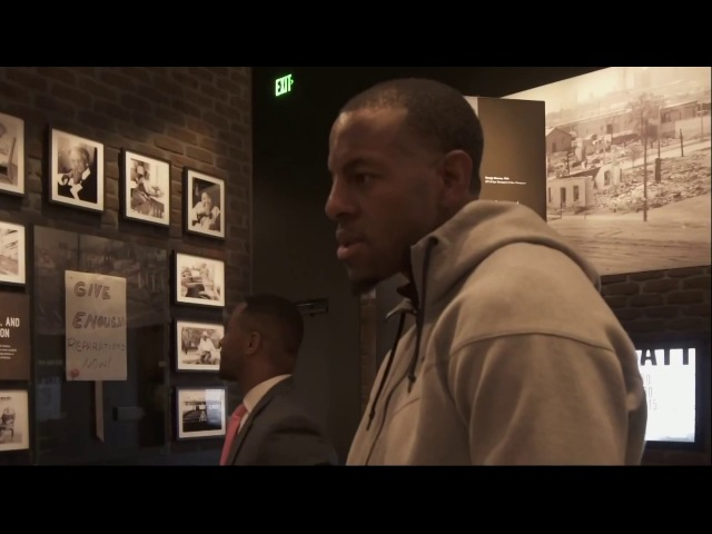 Dre Days at the National Museum of African American History and Culture