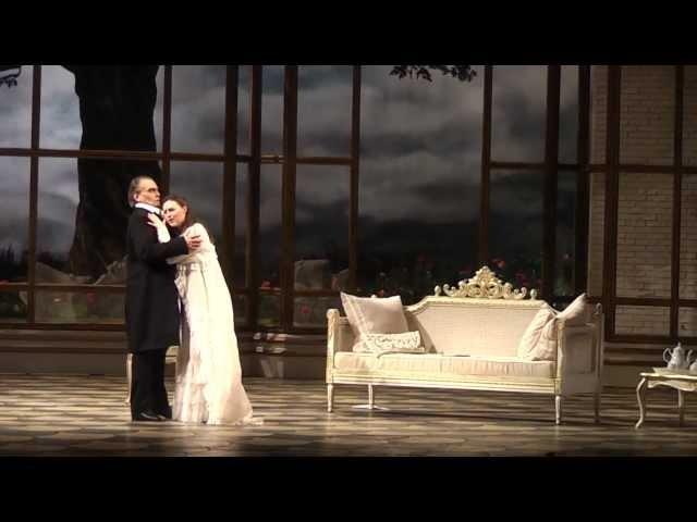 Boris Statsenko,La Traviata, G.Verdi, duetto