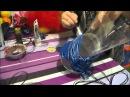 Como decorar un jarron con tela. Aprende con lola