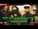 WWE Clash of Champions 2017 Breezango vs. The Bludgeon Brothers Predictions WWE 2K18