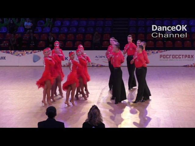 Duet Perm One Heart Bit | 2018 Russian Championship - Formation Latin