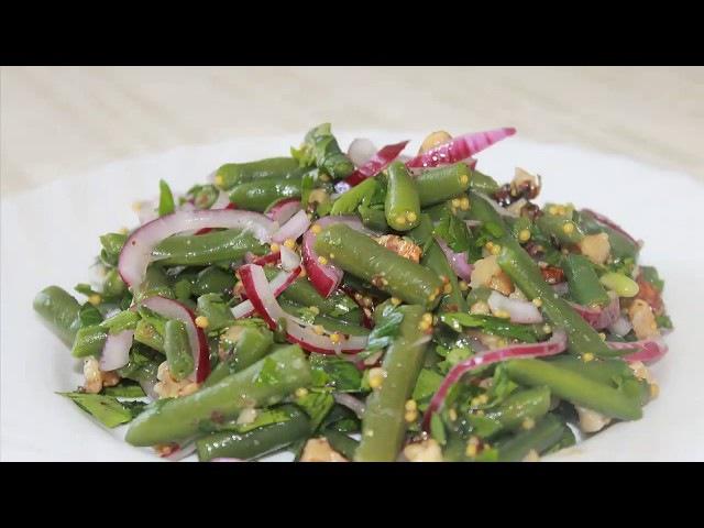 Шикарный лёгкий салат, возбуждающий аппетит . Необычайно вкусный и простой!