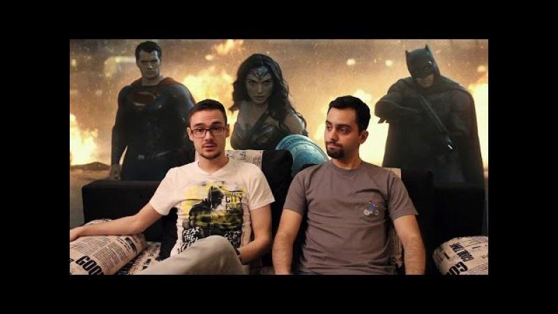 Огромный обзор: Бэтмен против Супермена: На заре справедливости