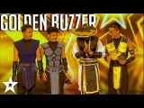 ADEM Dance Crew WINS Golden Buzzer On Asia's Got Talent 2017 Got Talent Global