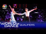 DNA - Denys and Antonina performing on NBC's World of Dance
