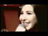 Nancy Ajram ERGUM E HAYEREN поёт на армянском языке (sene qurban)