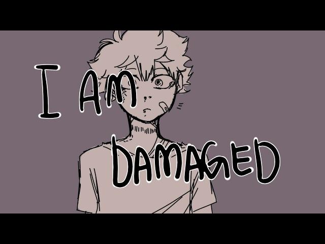I Am Damaged [KageHina/Abused AU] (Animatic)