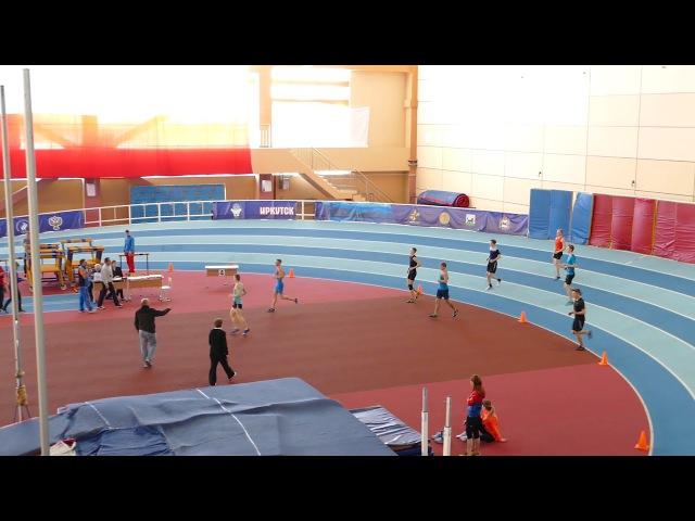2018 U23 Область | финал 60м м
