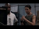 Case WalkerMichael Jai White teaches on how to punch - Never Back Down 3