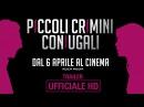 «Маленькие семейные преступления» Piccoli Crimini Coniugali - Trailer Ufficiale | HD