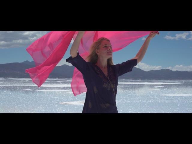 Kate Stone - Uyuni - Opsilon Handpan (HD)