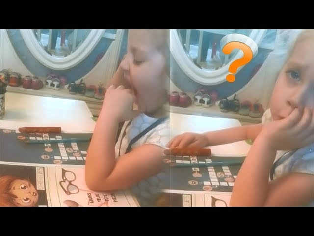 Лиза Галкина смешно учит французский И как танцует Лиза на празднике