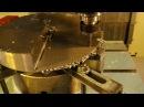 Изготовление пуансона шнека 300мм