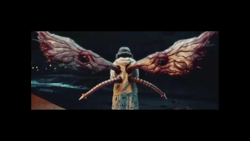 Фильм Токийский гуль. Отрывок. Амон против Канеки. Мадо против Тоуки
