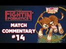 Match Commentary 14 - Them's Fightin' Herds Beta