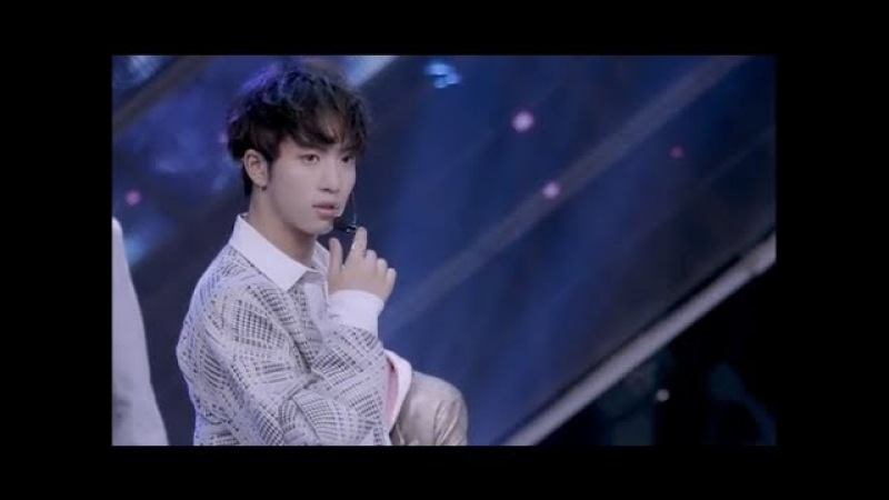 Idol Producer Group Evaluation 3: Yu Mingjun 余明君 Individual Cam 《Firewalking》