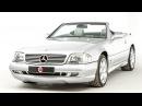 Mercedes Benz SL 500 Silver Arrow UK spec R129 '03 2001 02