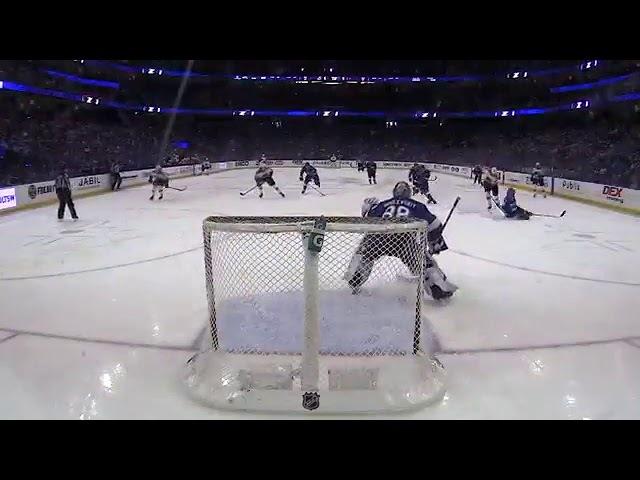 НХЛ 17-18 Сэйв Василевского 03.03.18