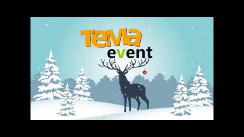 Event агентство ТЕМА Новогодний утренник 2018 в автосалоне PRIME