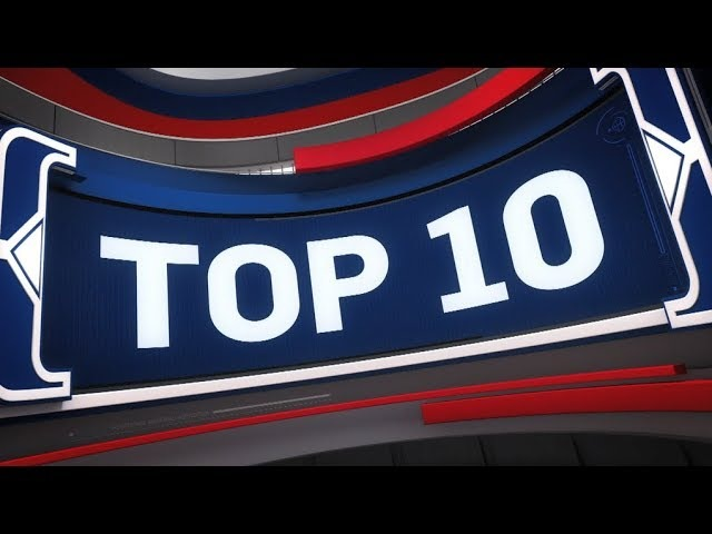 Top 10 Plays of the Night | March 16, 2018