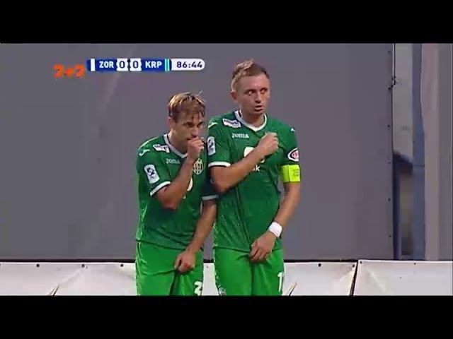 Зоря - Карпати - 0:0. Відео-аналіз матчу
