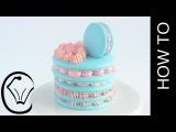 ( https://vk.com/lakomkavk) French Macaron Stack Large Macarons - No Resting!