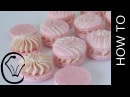 Easy Raspberry French Macarons NO Resting by Cupcake Savvy's Kitchen