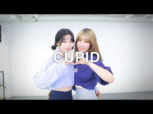 [ FRIENDS ] OHMYGIRL(오마이걸) - CUPID(큐피드) Dance Cover (DPOP Friends)