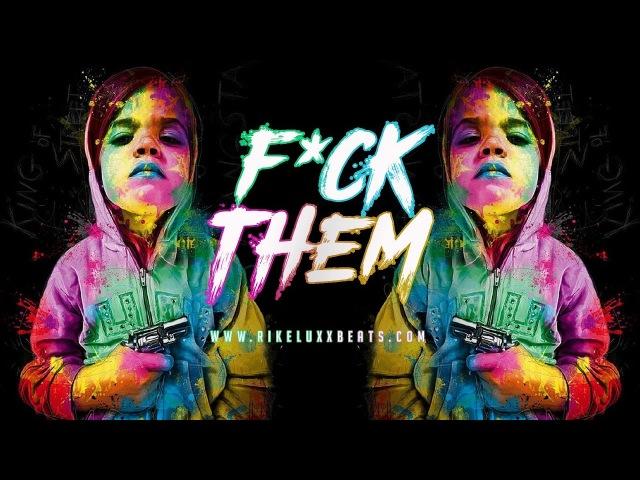 Dope Trap Beat 2018 - Trap Beat instrumental 2018 - F*CK THEM - Hard Beat 2018 - Free Beat 2018