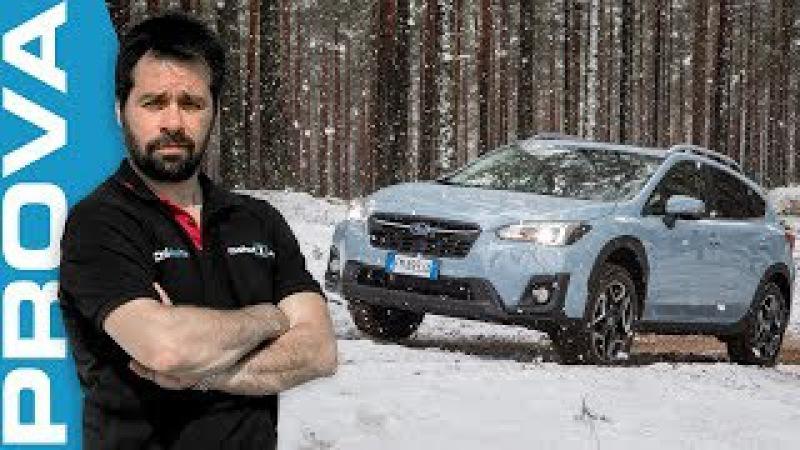Nuova Subaru XV | il crossover a cui piace sporcarsi!