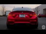 Эндшпиль - Малиновый рассвет (BMW M4)