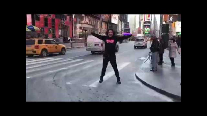 Филипп Киркоров в Нью-Йорке