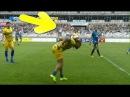Новый финт в футболе, Новый гол Роналдиньо с центра поля и Самый быстрый футболи ...