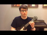 PINK PANTHER (UKULELE COVER)