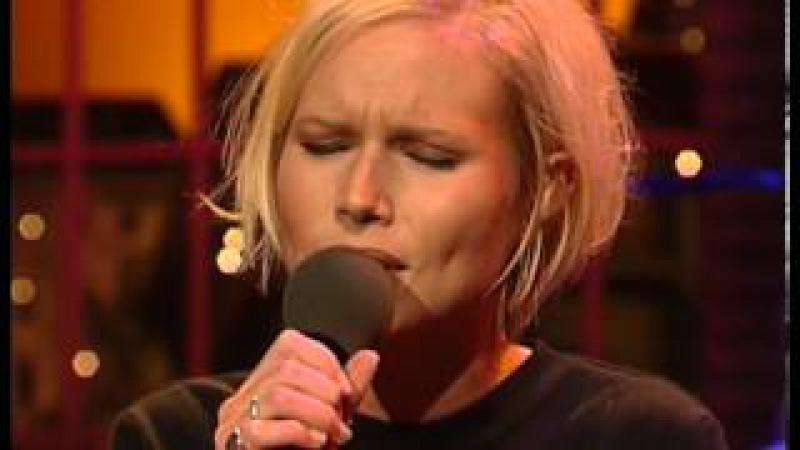 The Cardigans - Lovefool - 1996-10-22, Live @ Harald Schmidt Show
