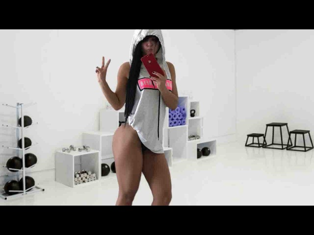 ARIANA JAMES Modelo Fit Workout Mujeres Motivacion Fitness