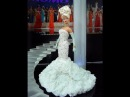 Барби в роскошных нарядах. Barbie in magnificent dresses.