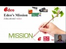 Edeo's mission 2018 HD - Educational Video Courses Online