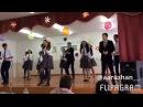 Шымкенттиктер зын зын😅🔥❤️ вальс- флешмоб ,11 сынып танец 25 май. День учителя