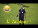 Juiz Acaba o Jogo Mas Jogadores Não Ouvem e Continuam Jogando Ponte Preta X Cruzeiro