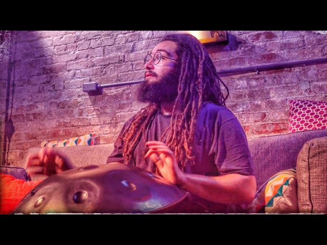 A Performance by Miguel Santamaria Jr | part 2 | A NYC based Handpan player - with Daniel Waples