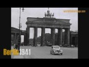 Berlin 1941 - Berlin during WWII - private footage