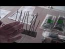 Пластиковые стяжки Небольшой тест сравнение монтажа стяжек при низких темпера