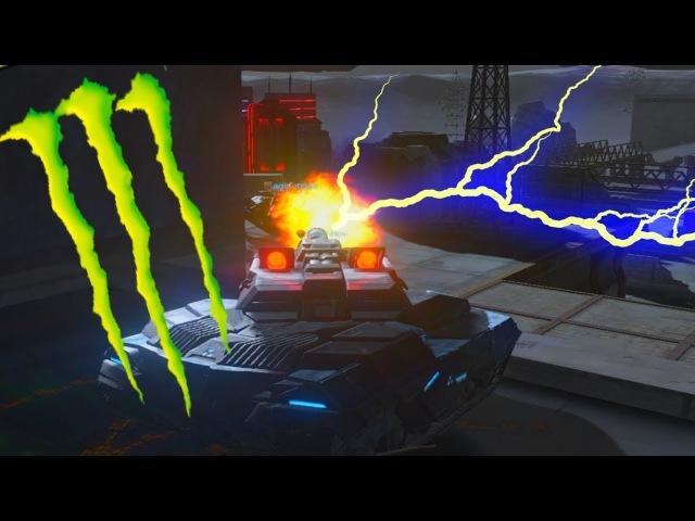 Tanki X: видео недели «M-M-M-M-MONSTER KILL на «Громе» от Saint-Hov