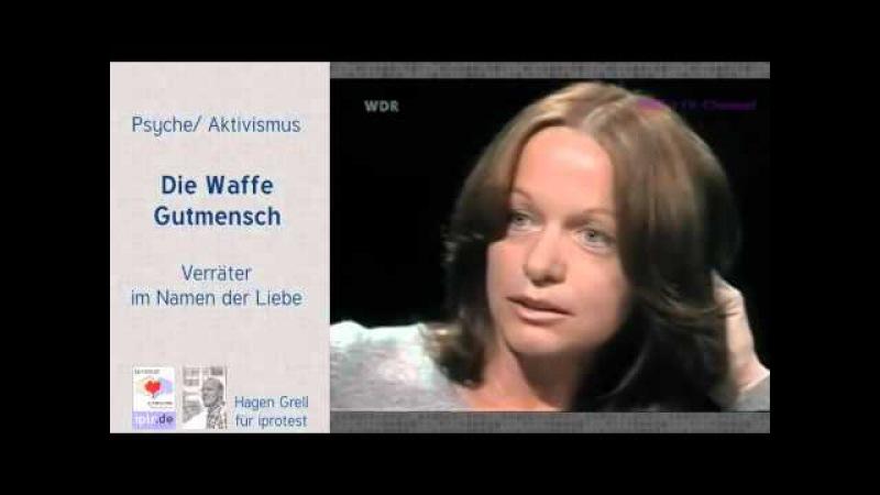 Die WAFFE GUTMENSCH – Verräter im Namen der Liebe Flashmob