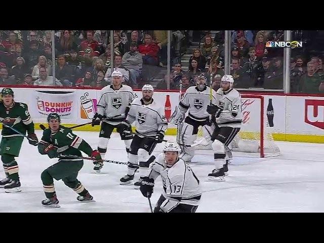 Los Angeles Kings vs Minnesota Wild - March 19, 2018 | Game Highlights | NHL 201718