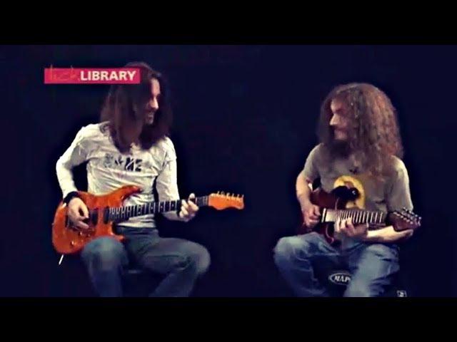 Top 7 Magnificent Guitar Jam In History -Govan,Gilbert,Petrucci,Vai,Meola,Howe,Satriani,Schenker