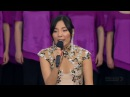 Dami Im - Oh Come All Ye Faithful - Carols In The Domain 2017