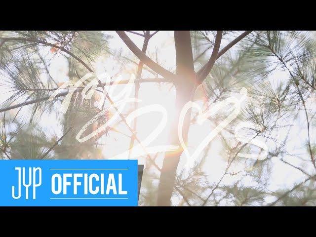 """2PM 준케이 미니 2집 """"나의 20대"""" 자켓 촬영 비하인드"""