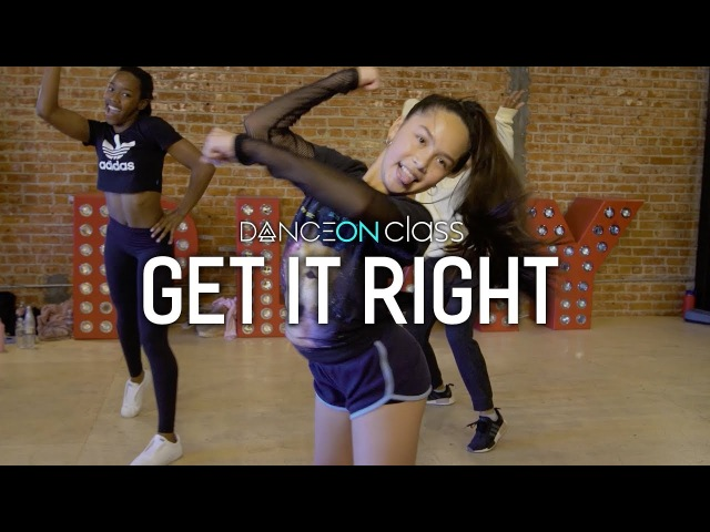 Diplo ft. MØ - Get It Right | Guy Groove Choreography | DanceOn Class